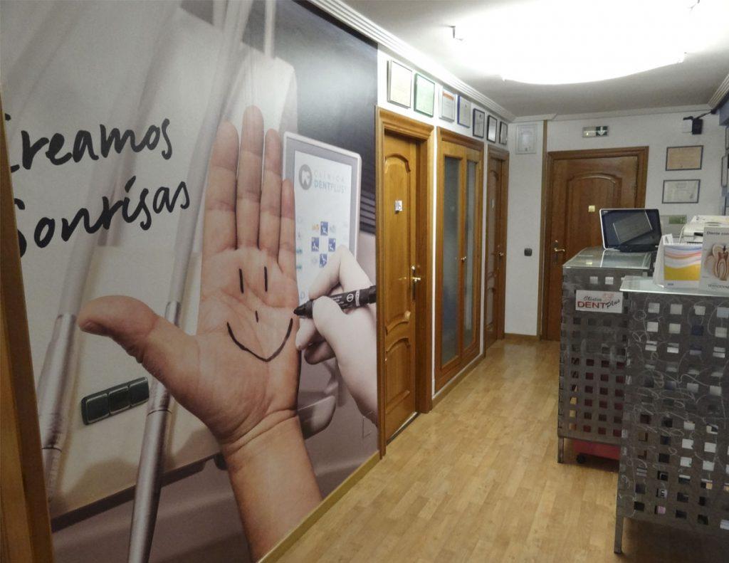 clínica dental León